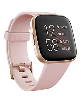 Fitbit Versa 2 Copper Rose Aluminium