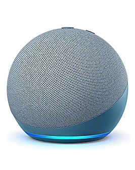 Amazon Echo Dot (4th Generation), Smart Speaker with Alexa