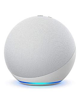 Amazon Echo (4th Generation) Smart Speaker, with Alexa