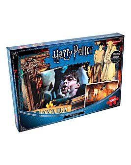 Harry Potter Avada Kedavra 1000pc Puzzle