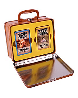 Top Trumps Tin - Harry Potter Hufflepuff