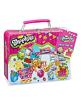 Top Trumps Collectors Tin - Shopkins
