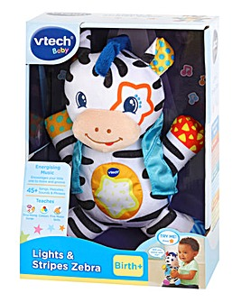 Vtech Lights & Stripes Zebra
