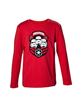 STAR WARS Stormtrooper Long Sleeve Shirt