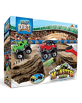 Play Dirt Monster Trucks