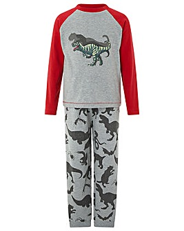 Monsoon Dixon Dino Jersey PJ