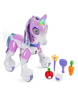 Zoomer Enchanted Unicorn