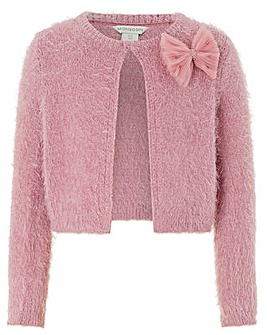 Monsoon Rose Fluffy Cardi