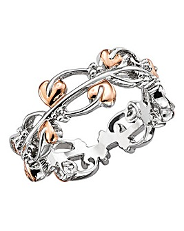 Clogau Tree of Life Vine Ring