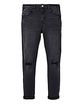 KD Older Boys Ripped Skinny Jean