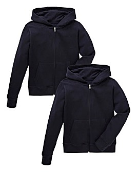 School PE Pack of Two Hoodies