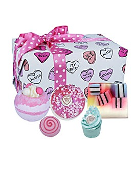 Bath Bomb Sweet Illusions Gift Set