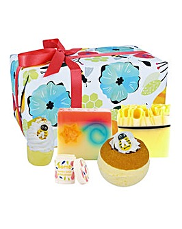 Bath Bomb Bee-autiful Gift Set