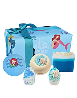 Bath Bomb Part Time Mermaid Gift Set