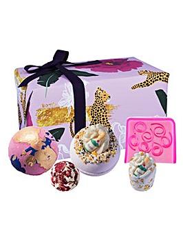 Bath Bomb Wild At Heart Gift Set