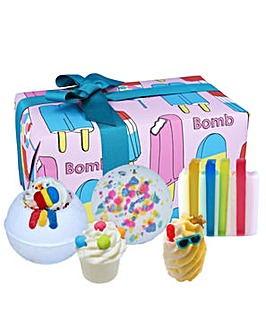 Bath Bomb Anything is Popsickle Gift Set