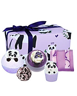 Bath Bomb Panda Yourself Gift Set
