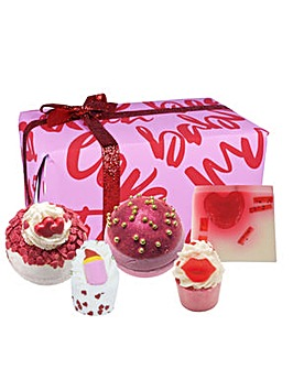 Bath Bomb Date Night Gift Set