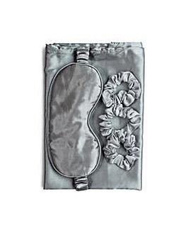 Zoe Ayla Silky Beauty Sleep Collection Grey