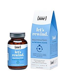 Complete Me Lets Rewind Rejuvenating Nutritional Blend Capsules