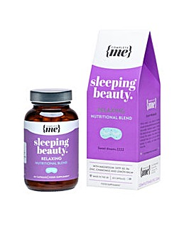 Complete Me Sleeping Beauty Relaxing Nutritional Blend Capsules