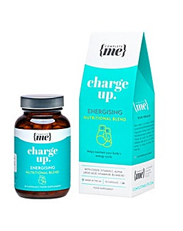 Complete Me Charge Up Energising Nutritional Blend Capsules