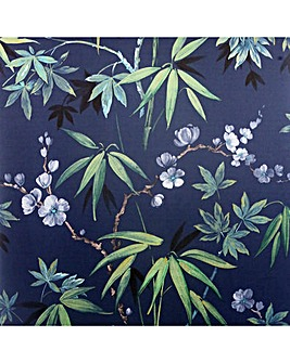 Arthouse Jasmine Garden Navy Wallpaper