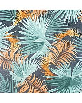 Arthouse Santa Elena Teal/Orange Wallpaper