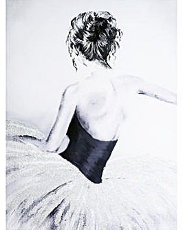 Arthouse Ballerina Canvas