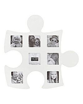 Jigsaw Photo Frame
