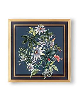 Art for the Home Adilah Tropical Framed Wall Art