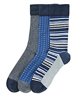 Firetrap Pack of 3 Socks