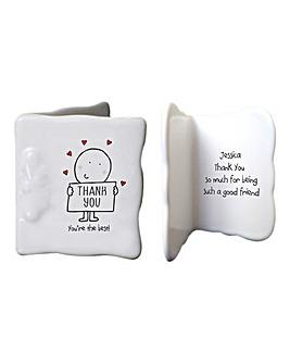 Chilli & Bubbles Message Card