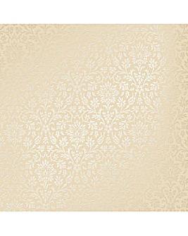 Laura Ashley Annecy Linen Wallpaper