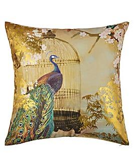 Arthouse Suki Gold Cushion
