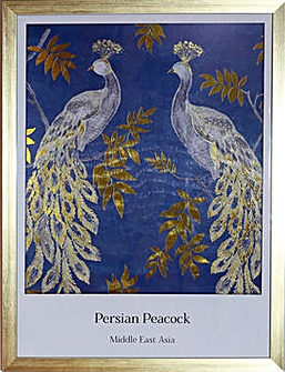 Arthouse Persian Peacock FP