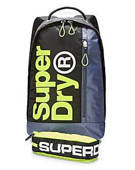 Superdry Academy Freshman Backpack