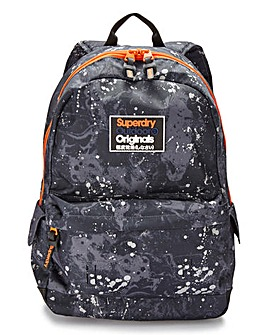 Superdry Marble Camo Splater Backpack