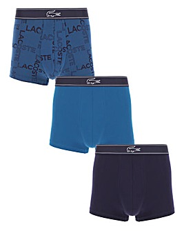 Lacoste Pack of 3 Trunks