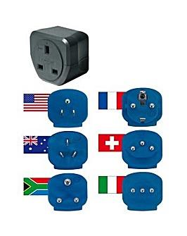 Brennenstuhl Travel Plug Set