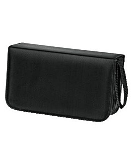 Hama Nylon CD/DVD/Blu-Ray Wallet 120