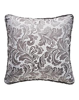 Buckingham Jaquard Filled Cushion