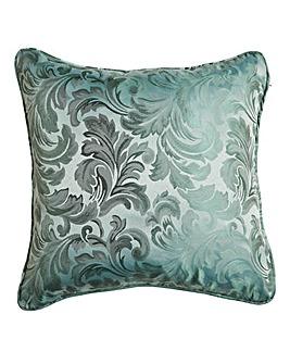 Buckingham Jacquard Filled Cushion