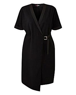 Lovedrobe Kimono Wrap Dress