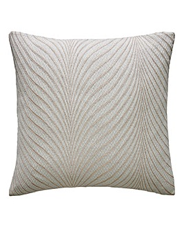 Neptune Jaquard Filled Cushion