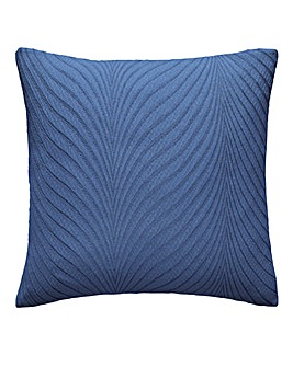Neptune Jaquard Filled Cushion