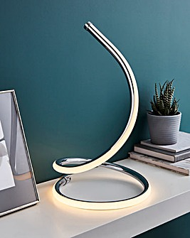 LED Twist Table Lamp