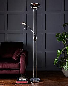 LED Mother & Child Floor Lamp