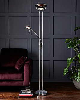 LED Mother & Child Floor Lamp
