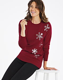 Novelty Snowflake Tunic